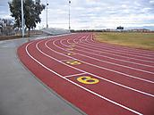 Palo Verde High School - New Track