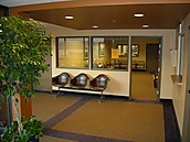 Redlands Medical Building - Waiting Area